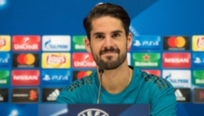 Isco Real Madrid Champions League