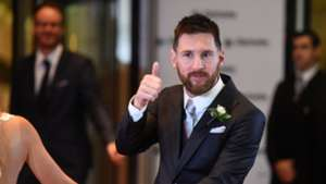 'Married in front of Messi' - Football fan dictates wedding around Barcelona star