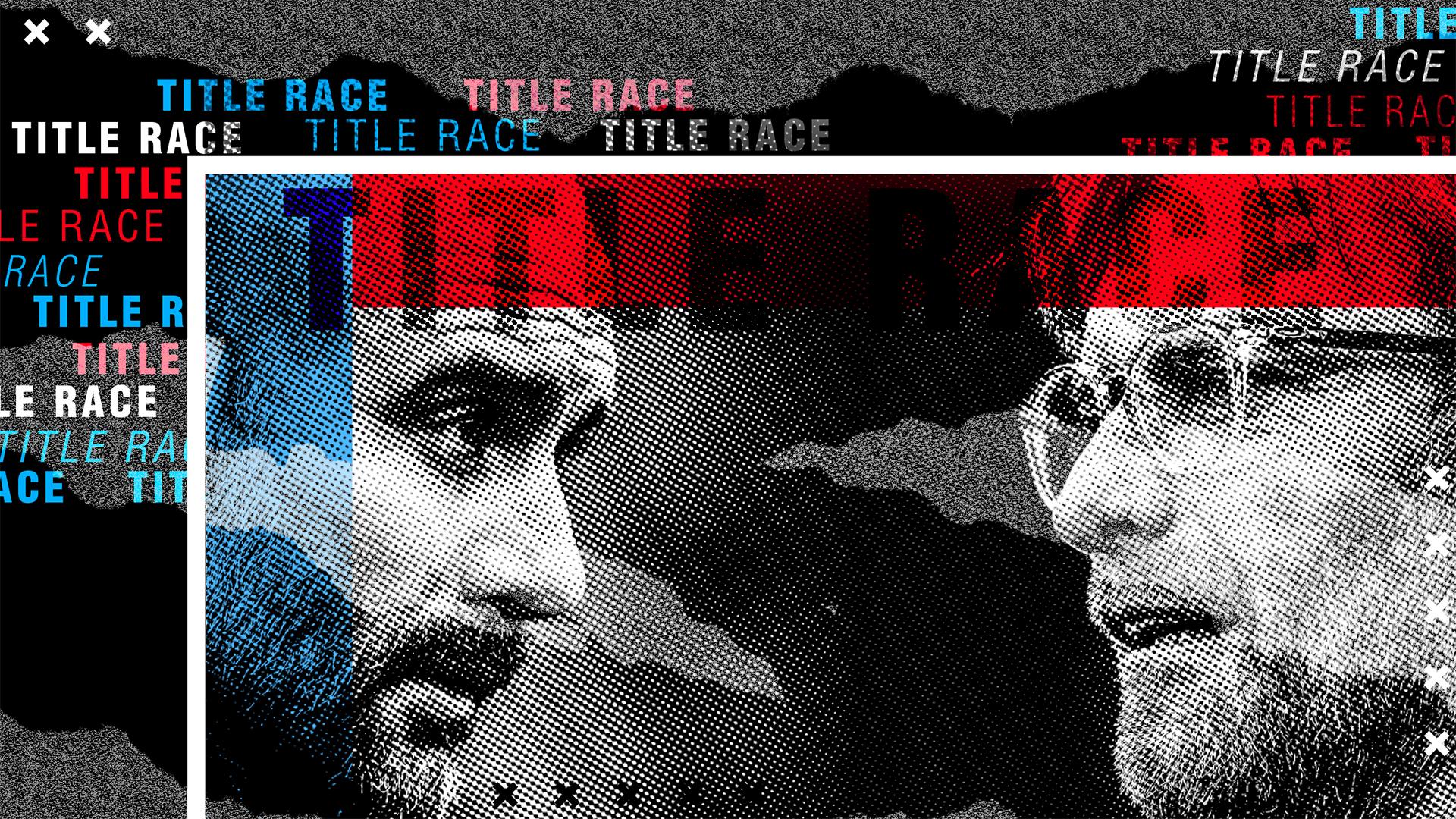 Manchester City Liverpool Premier League Title Race