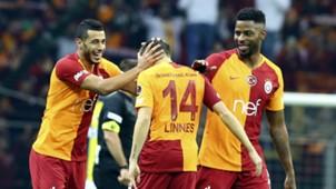 Galatasaray Fenerbahce Linnes Ryan Donk Belhanda
