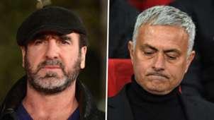 Eric Cantona Jose Mourinho
