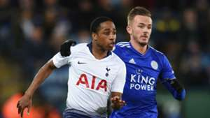 Kyle Walker-Peters James Maddison Tottenham Leicester Premier League 08122018