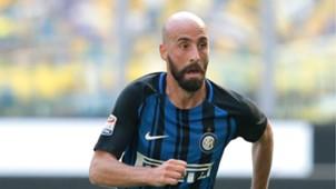 Iglesias Borja Valero, Inter, Serie A, 24092017
