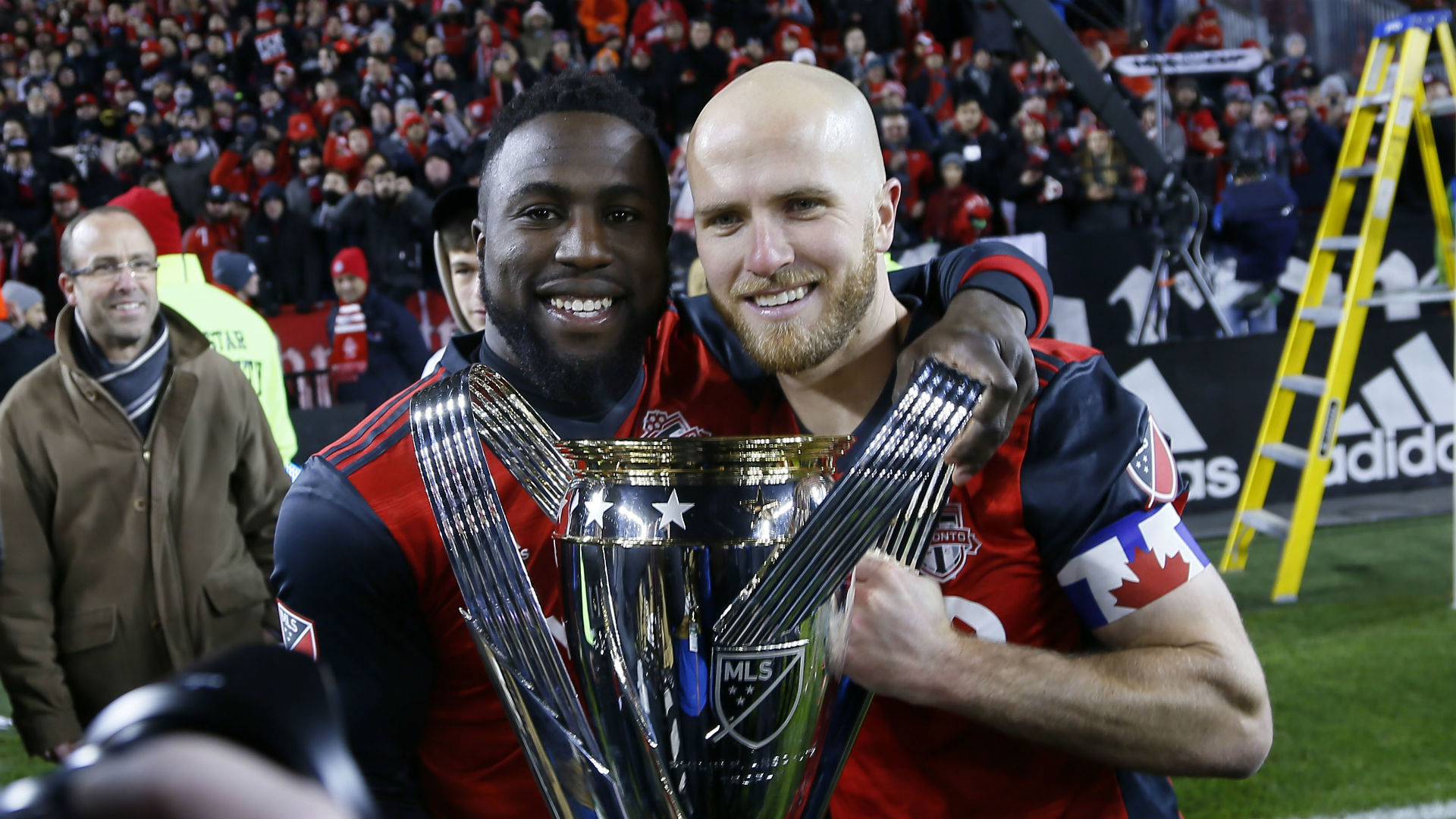 Jozy Altidore Leads Toronto To Championship In MLS Title Game Rematch