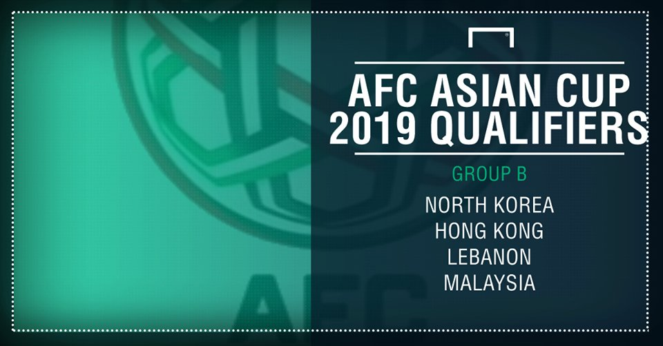 2019 Asian Cup qualifiers Group B