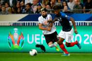 Elseid Hysaj vs Kingsley Coman