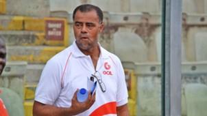 Kotoko coach Steve Polack
