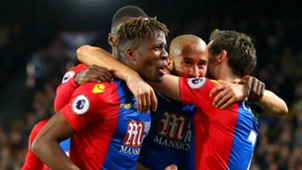 Wilfried Zaha Crystal Palace Premier League