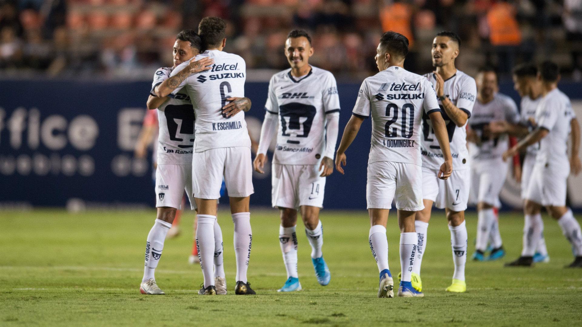 San Luis vs Pumas Copa MX Festejo