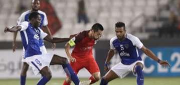 Al Rayyan vs. Al Hilal - ACL - AFC Champions League 2018