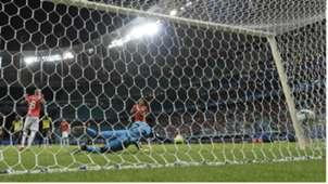 secuencia gol Fuenzalida 3 Chile Ecuador Copa America 21062019