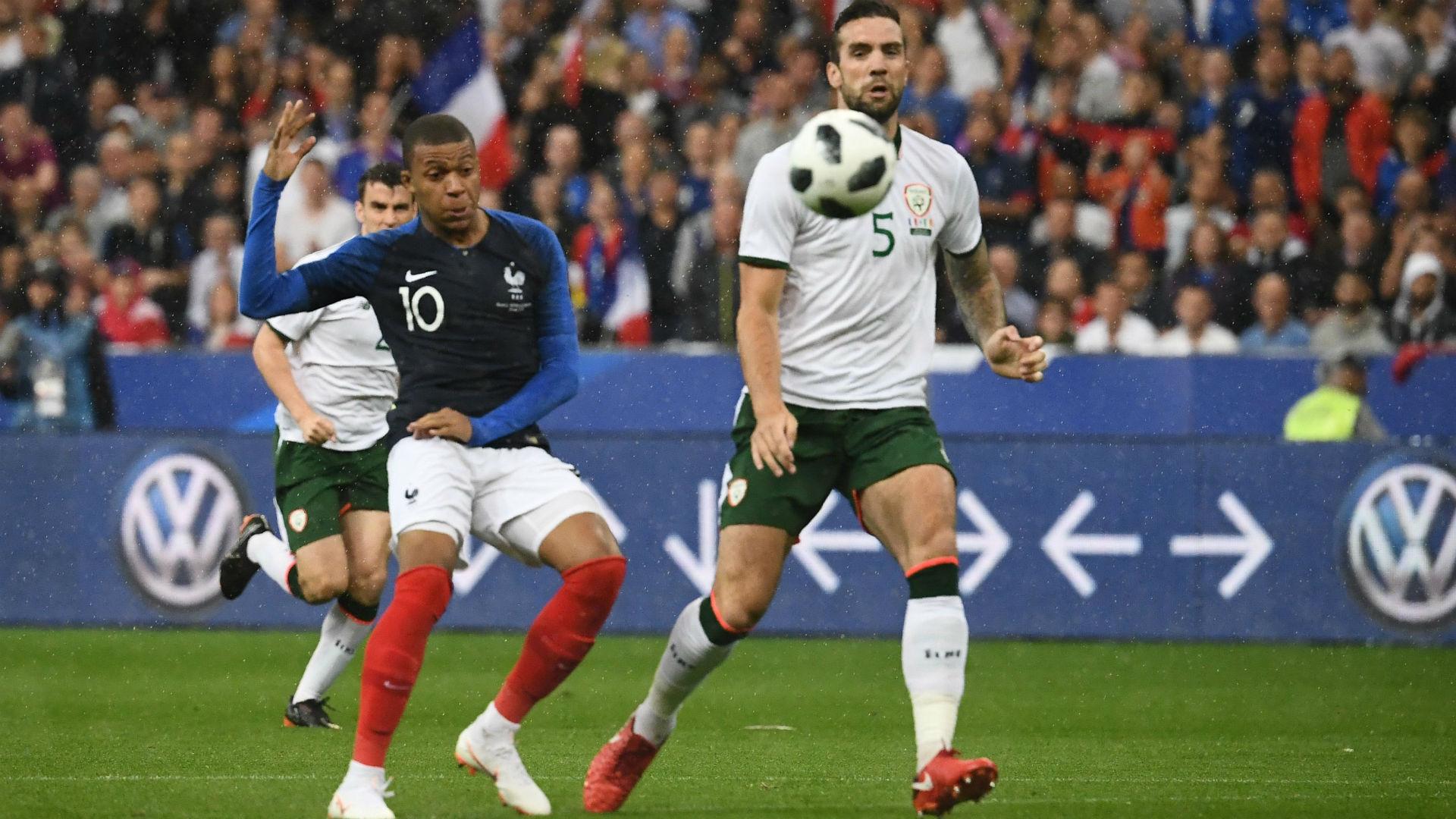Kylian Mbappe France Irlande