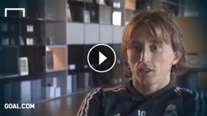 Luka Modric GFX Goal 50