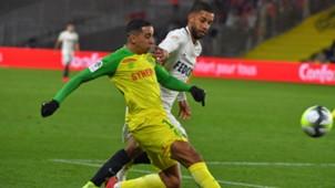 Yassine EL Ghanassy Jorge Nantes Monaco Ligue 1 29112017