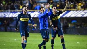Nandez Tevez Pavon Boca Velez Copa Superliga 170519