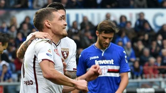 Sampdoria Torino Belotti