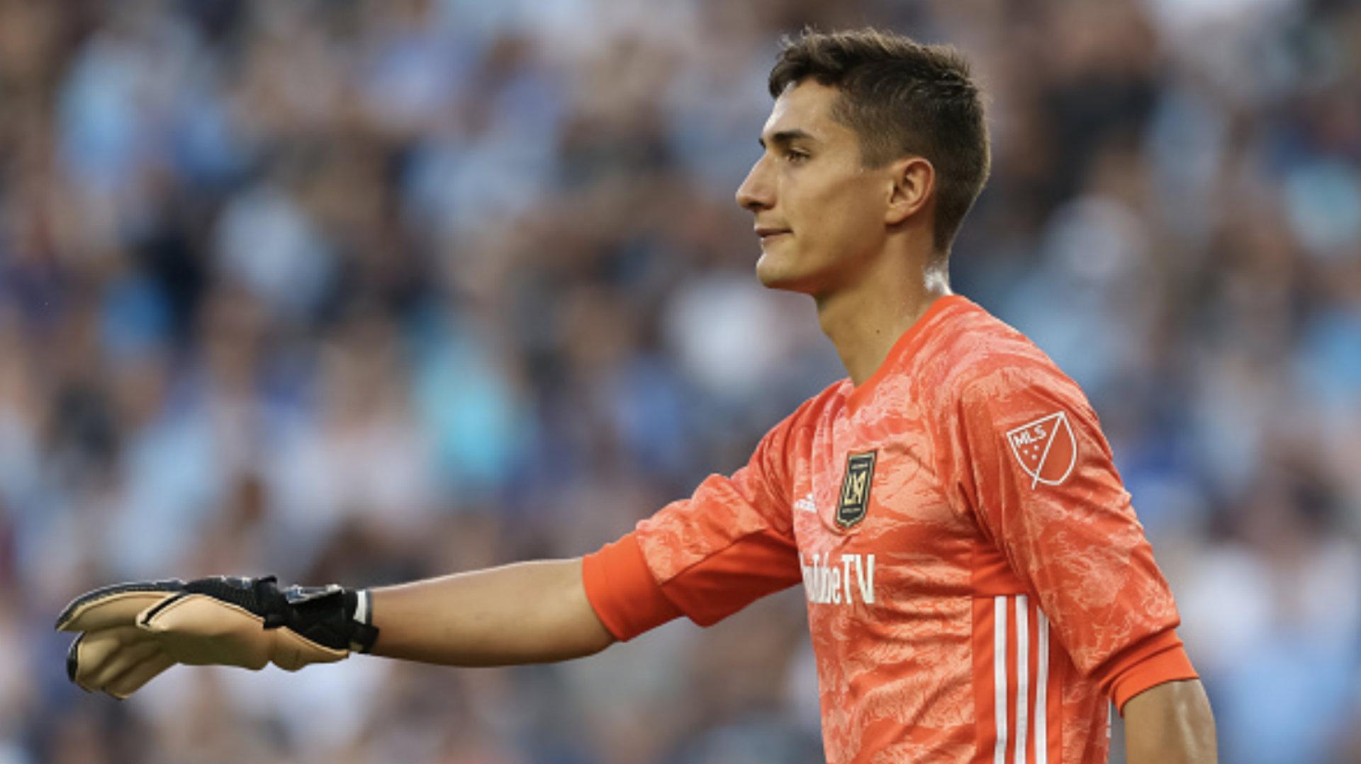 Pablo Sisniega LAFC
