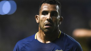 Carlos Tevez Boca Colon Superliga 27012018