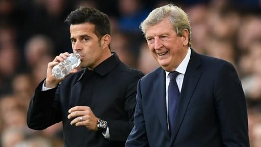 Marco Silva Roy Hodgson Everton Crystal Palace 2018-19