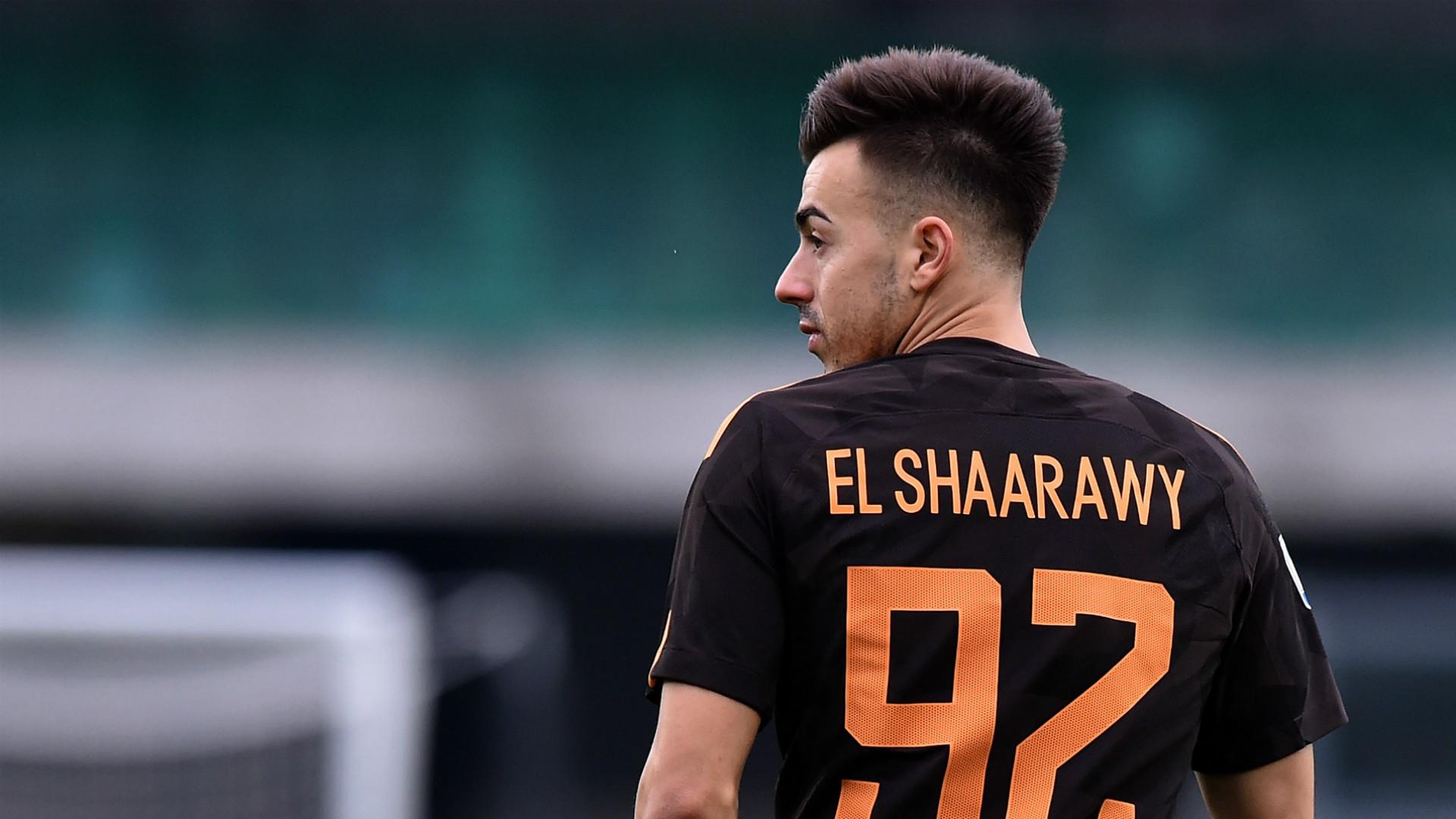 Stephan El Shaarawy, Roma, Serie A, 10122017