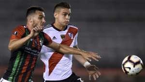 Borre Del Pino River Palestino Copa Libertadores Grupo A Fecha 2