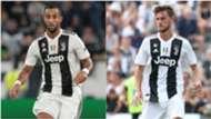 Benatia Rugani Juventus