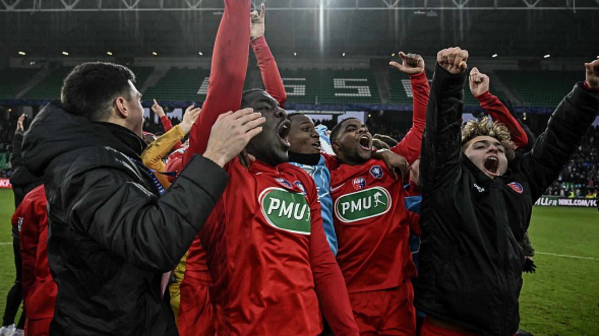 Andrezieux Coupe de France