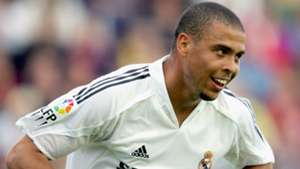 Ronaldo Nazario Real Madrid