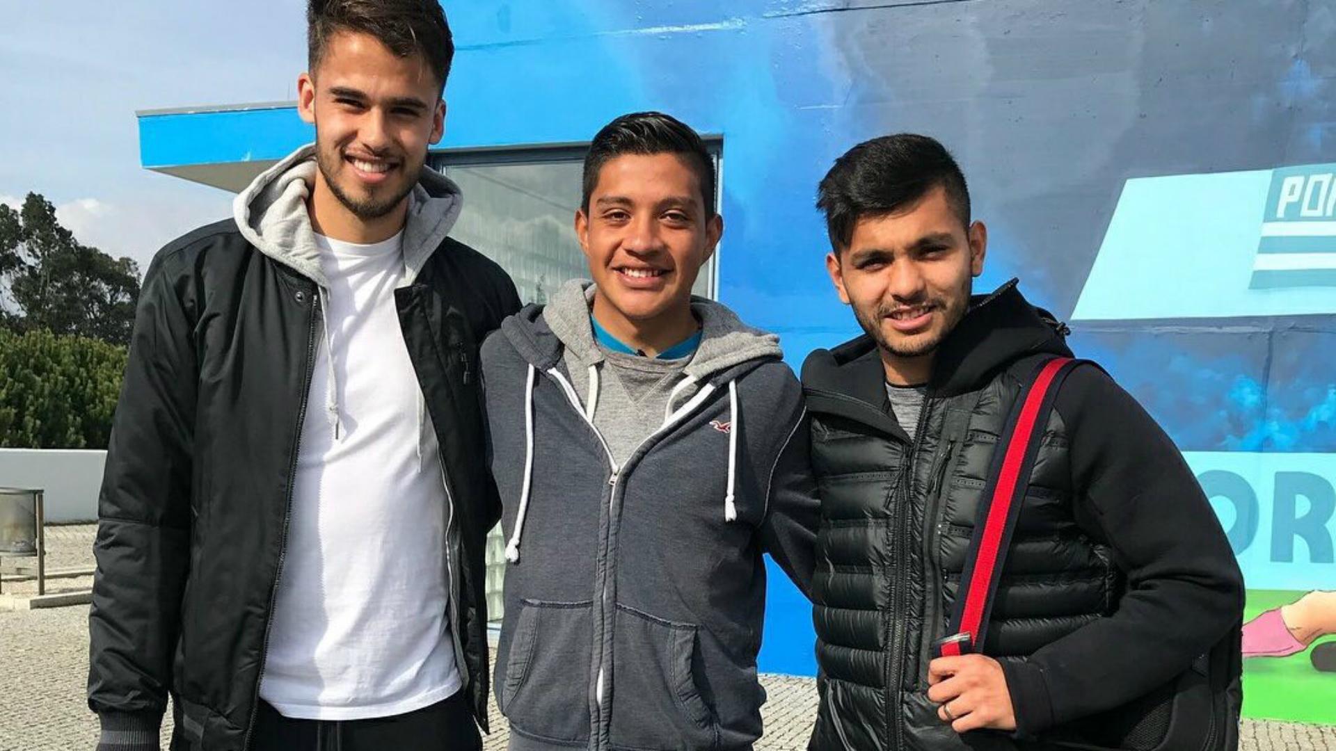 Joven mexicano busca unirse al Porto