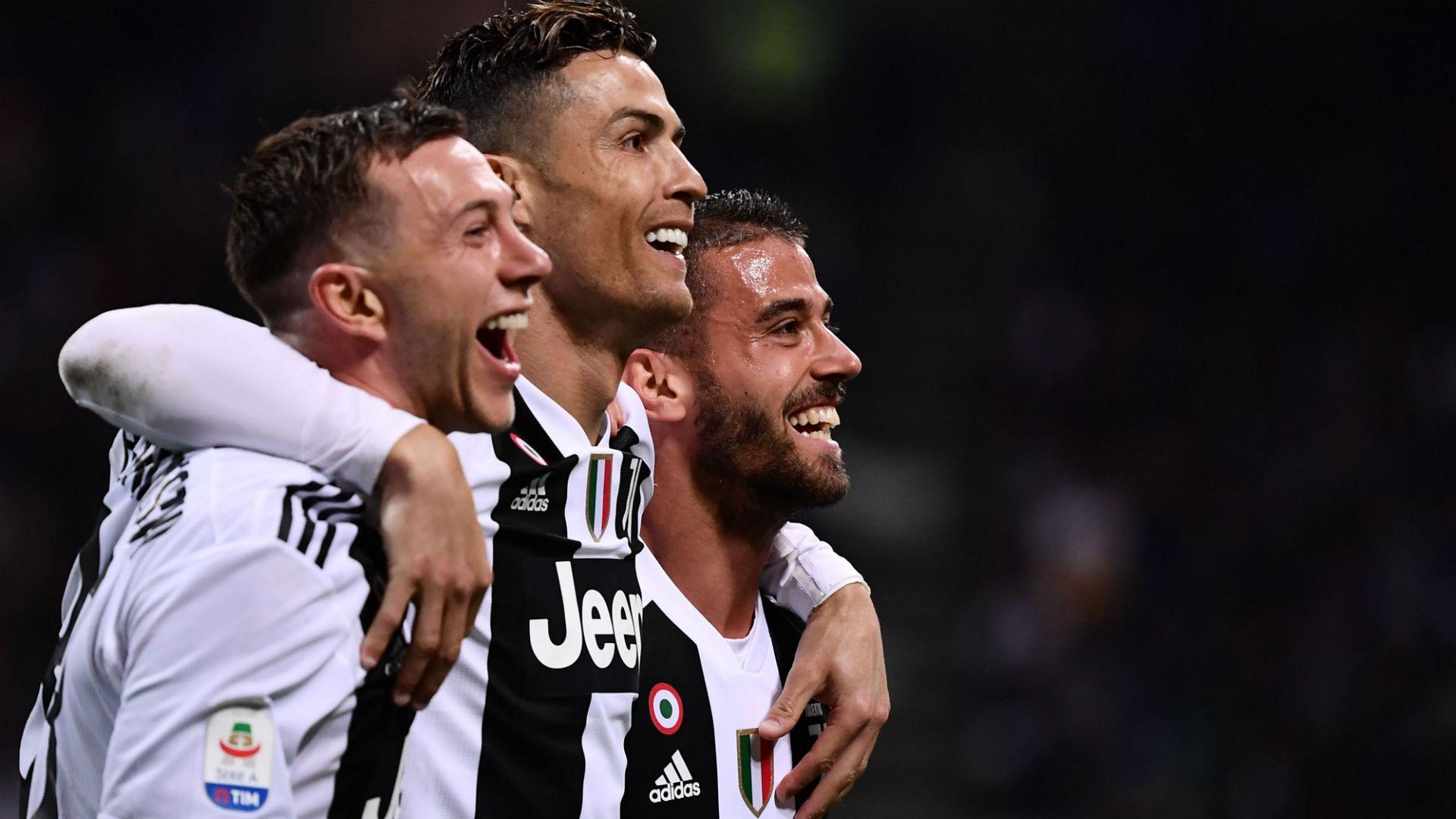 Cristiano Ronaldo Inter Juventus Serie A