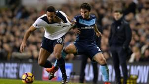 Mousa Dembele Premier League Tottenham v Middlesbrough