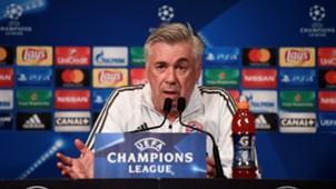 carlo ancelotti bayern münchen champions league 092617