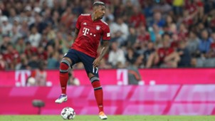 Jerome Boateng FC Bayern München August 2018