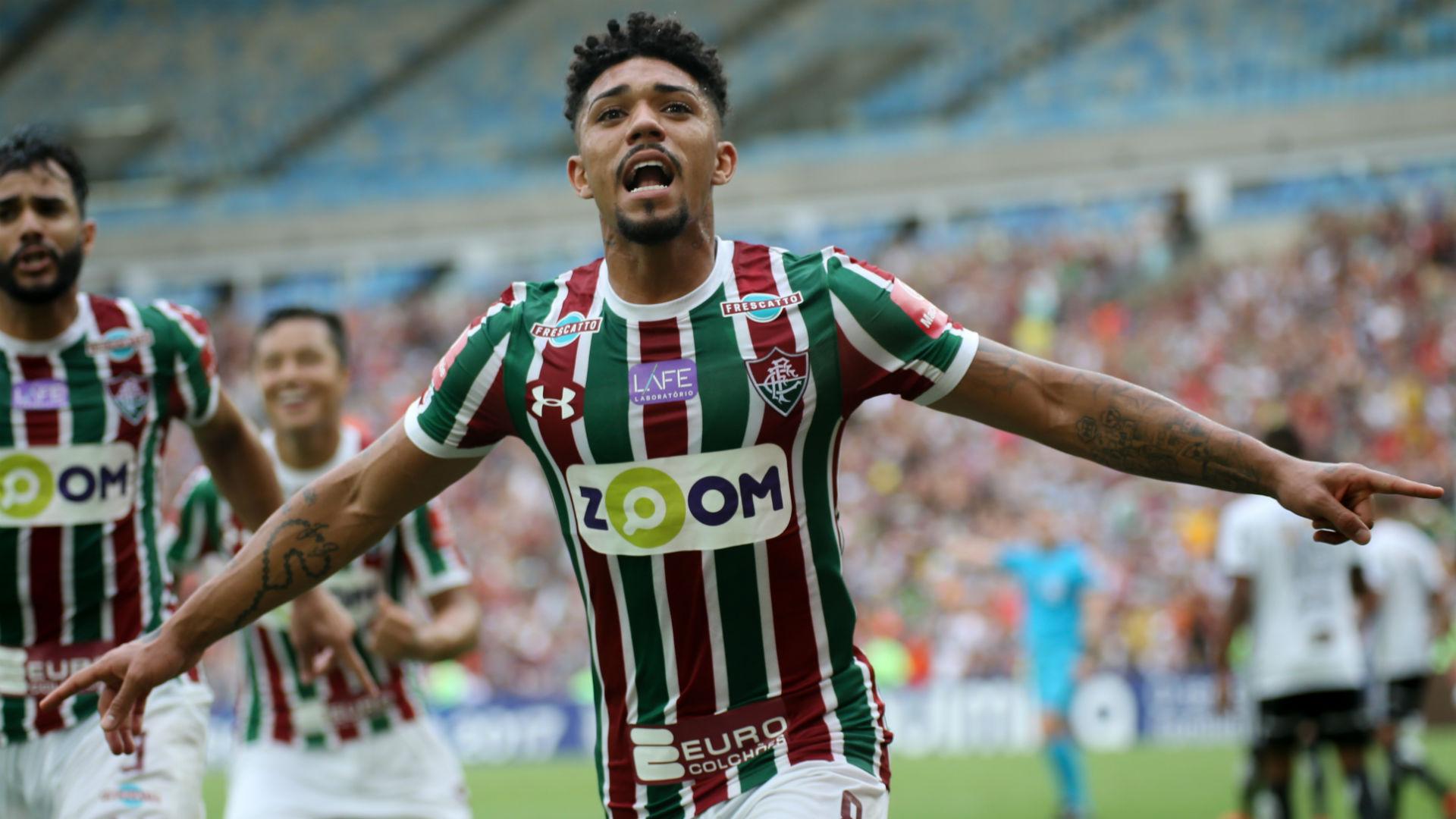 Douglas Fluminense Ponte Preta Brasileirão 20 11 2017