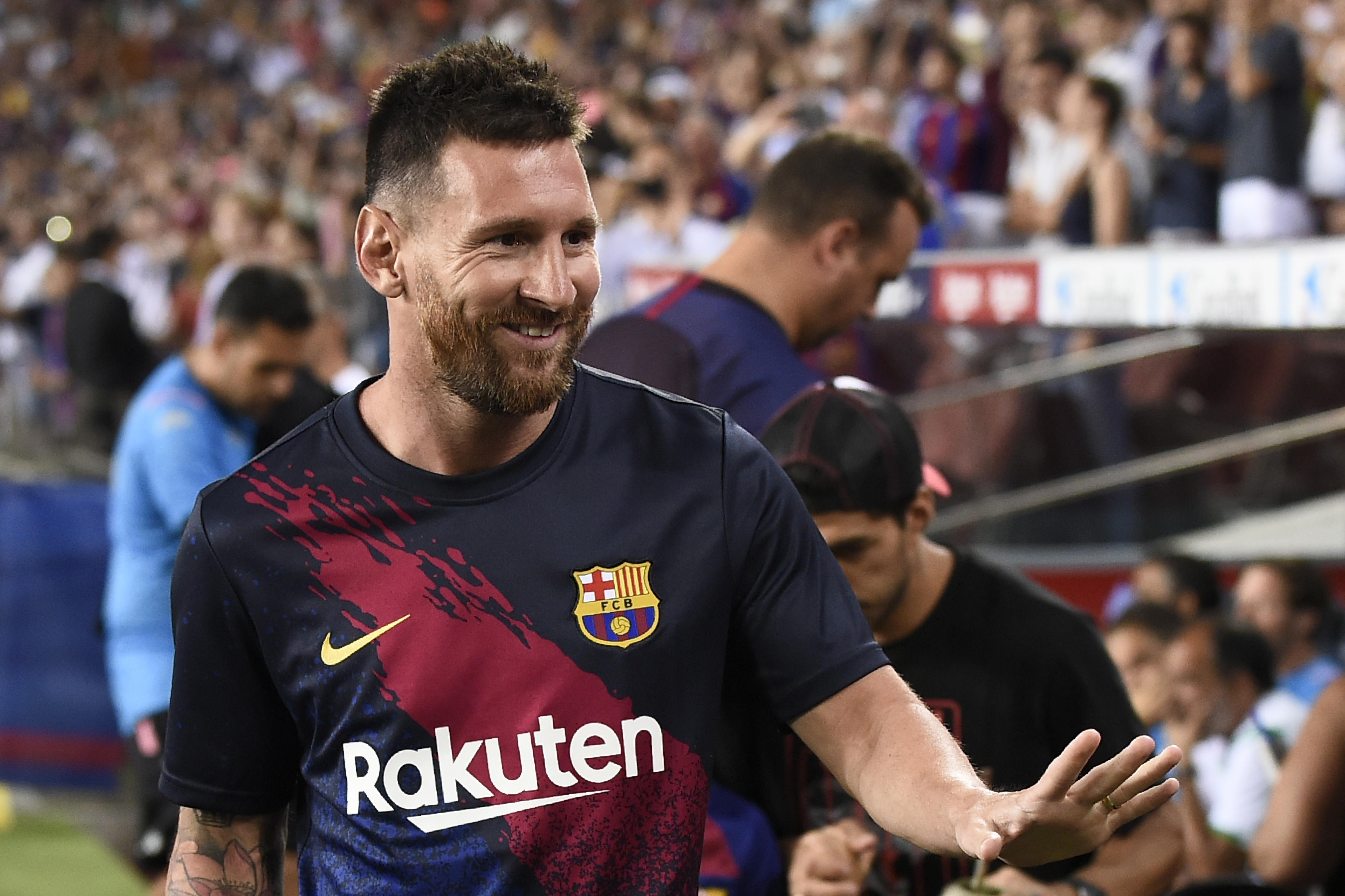 Messi Barça pré-Betis