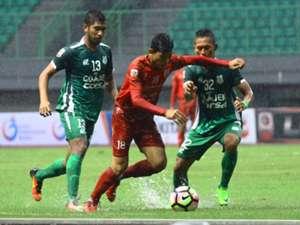 Persis Solo vs PSMS Medan