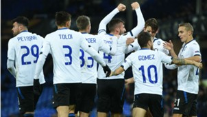 Everton Atalanta Europa League