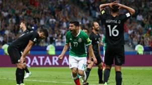 México - Nueva Zelanda Oribe Peralta