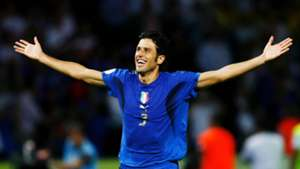 Fabio Grosso Italy France 2006 World Cup