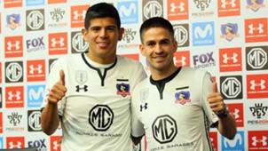 Esteban Pavez y Damián Pérez