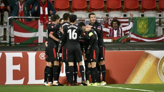 Ostersunds Athletic Bilbao UEFA Europa League