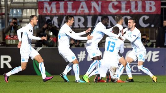 Rijeka Milan Europa League