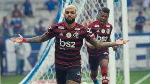 Gabigol Cruzeiro Flamengo Brasileirão Série A 21092019