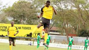 Justine Omary of Tusker.
