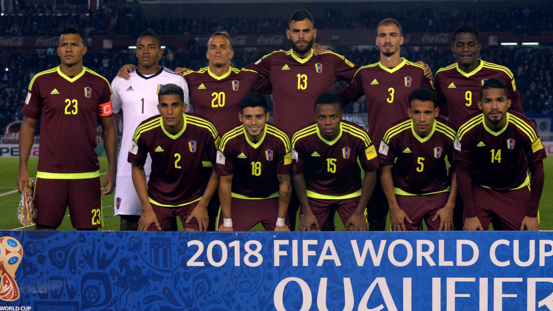 xi venezuela vs argentina eliminatorias 05092017