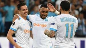 Dimitri Thauvin Marseille Salzburg UEFA Europa League 26042018