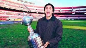 Ramon Diaz River Campeon Copa Libertadores 1996