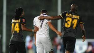 Siphiwe Tshabalala and Willard Katsande - Kaizer Chiefs