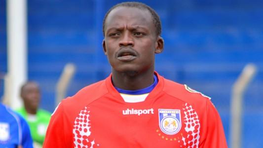 Wilson Obungu of Bandari FC.