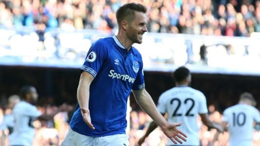 Gylfi Sigurdsson Everton 2018-19